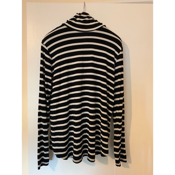 Old Navy Sweaters - Old Navy Striped Turtle Neck XL